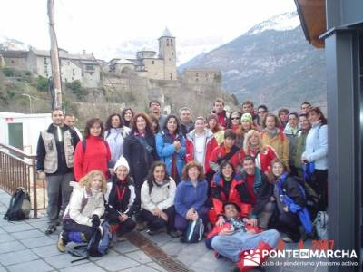 Multiaventura en Ordesa; senderismo y excursiones; excursiones senderismo madrid